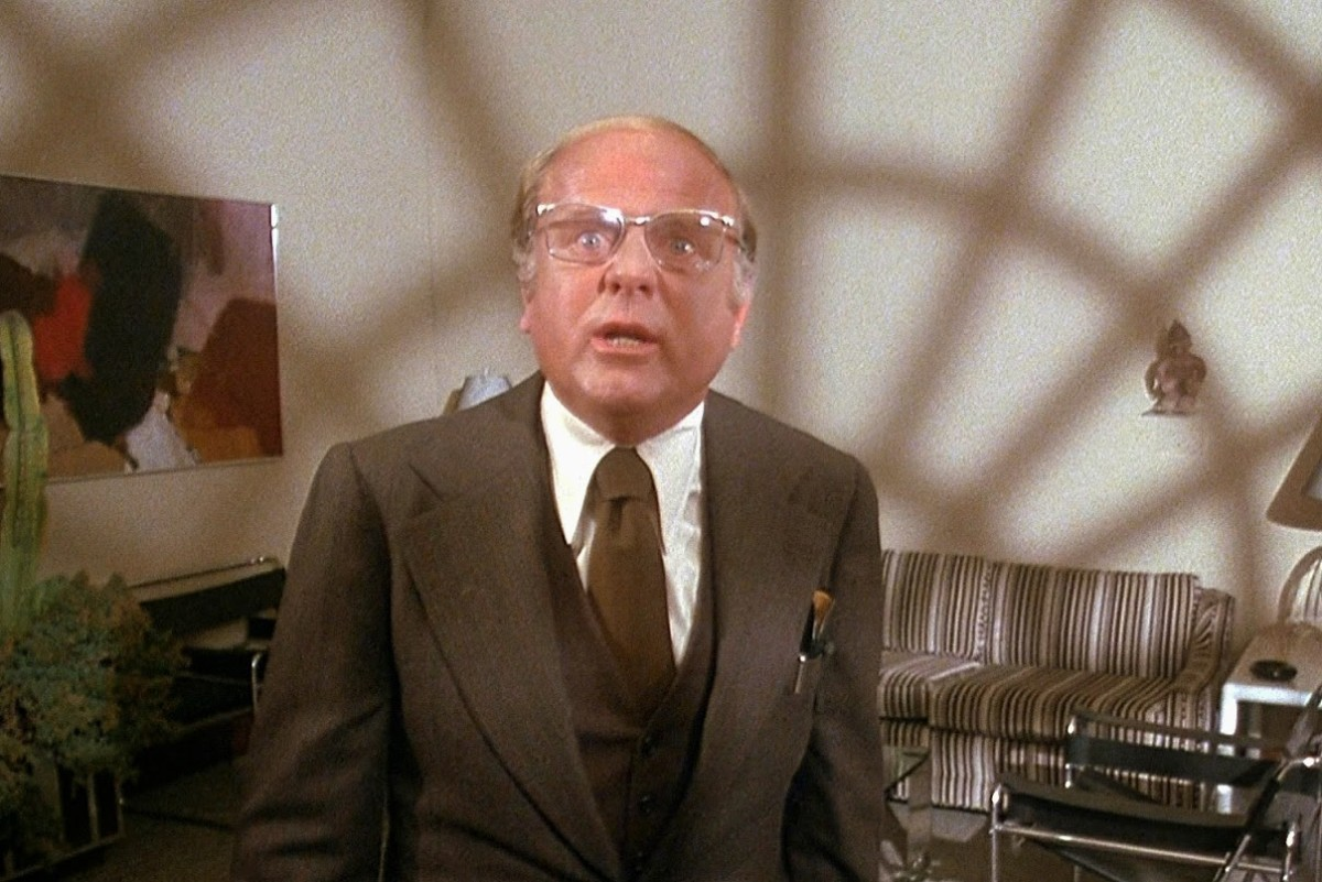 Dick Van Patten high anxiety 1977 eyeglasses mel brooks
